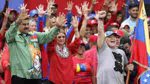 Venezuela Holds Presidential Election But Main Opposition Is Boycotting It