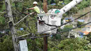 FEMA Denies Contract Extension In Puerto Rico, Power Crews Head Home