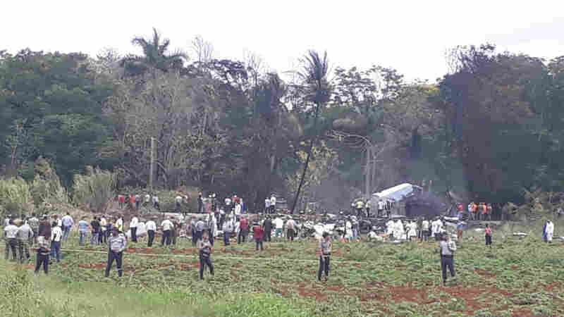 More Than 100 Feared Dead After Plane Crashes Near Havana Airport