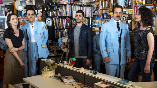 The Band's Visit: Tiny Desk Concert