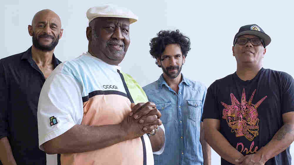 'We Kept The Music Going': Bernard Purdie On Drumming For Aretha And More