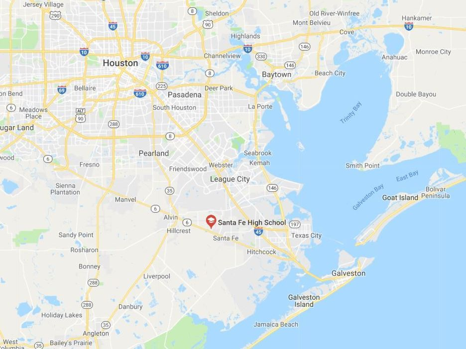 Shooting Reported At High School Near Houston