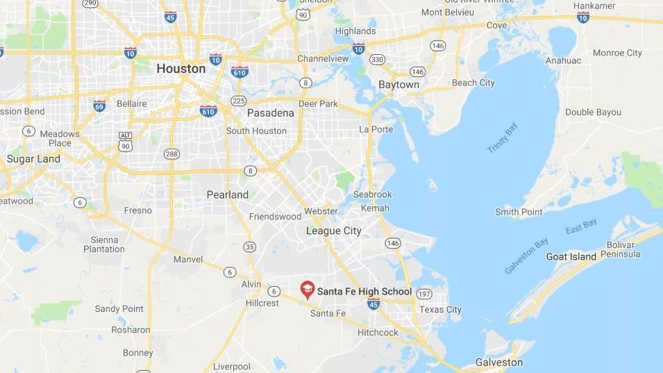 10 People Killed In Santa Fe High School Shooting Near Houston : The ...
