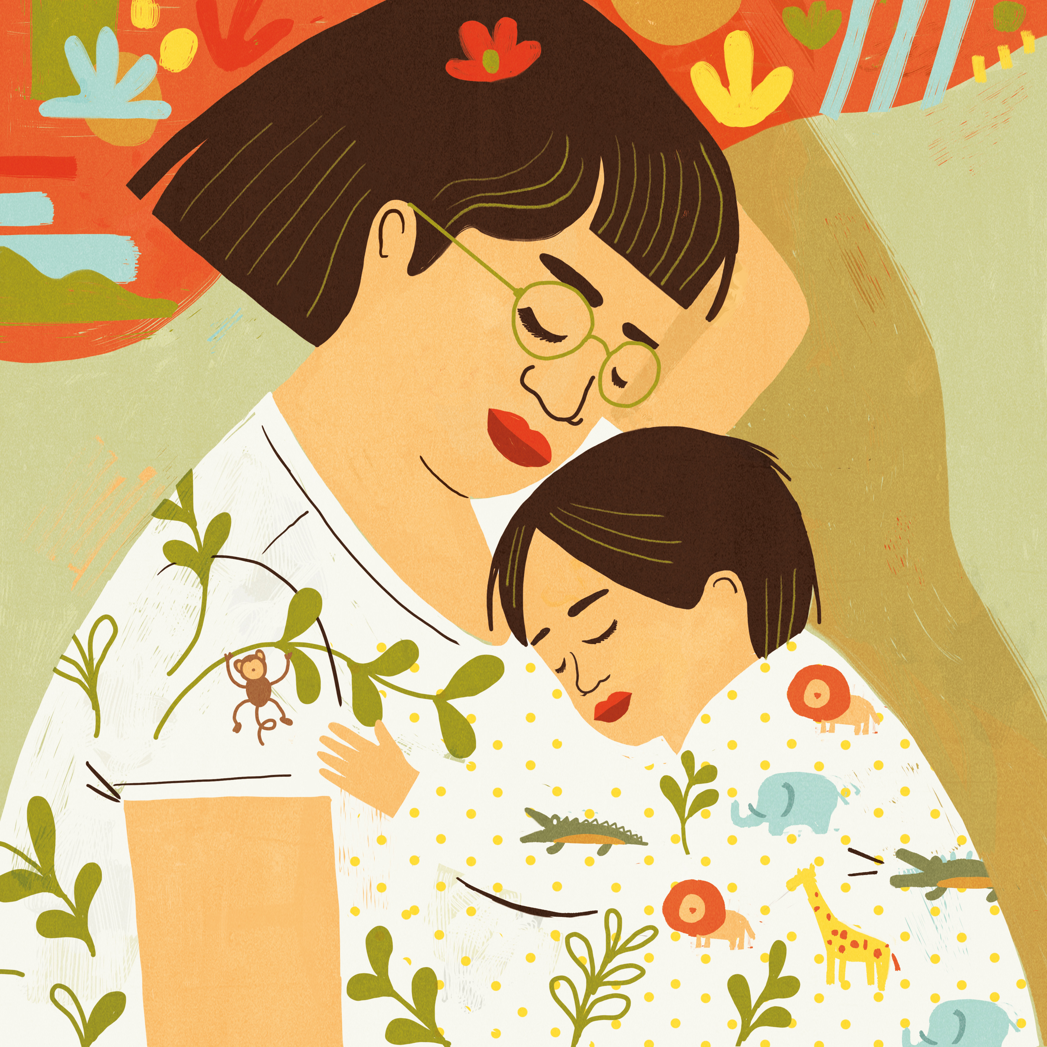 How Dangerous Is It When A Mother Sleeps With Her Baby? : Goats and Soda :  NPR