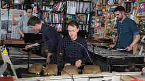 Third Coast Percussion: Tiny Desk Concert