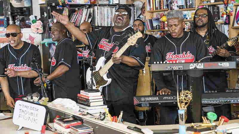 Trouble Funk: Tiny Desk Concert