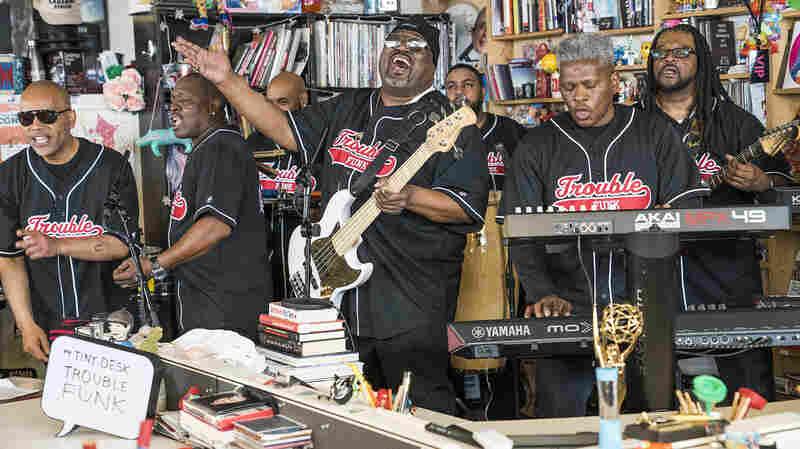 Trouble Funk: Tiny Desk Concert