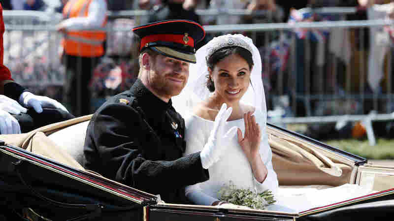 A Royal Wedding With Global Allure: Our Photo Album