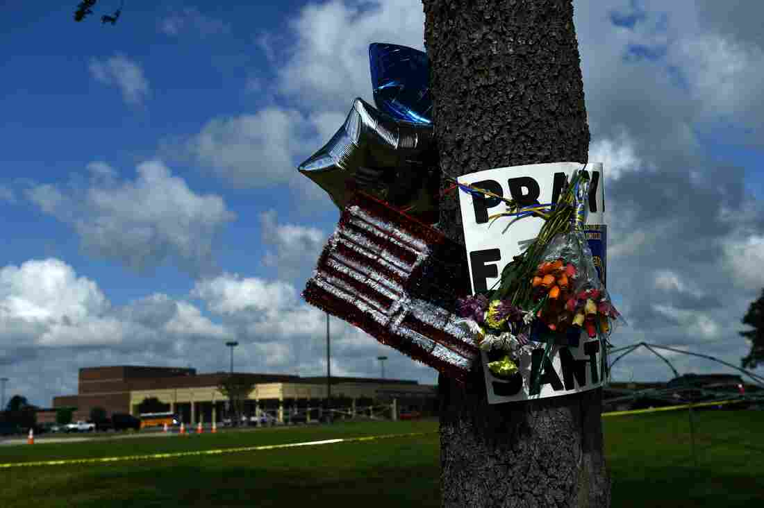 Texas Community Mourns Loved Ones Lost In School Shooting