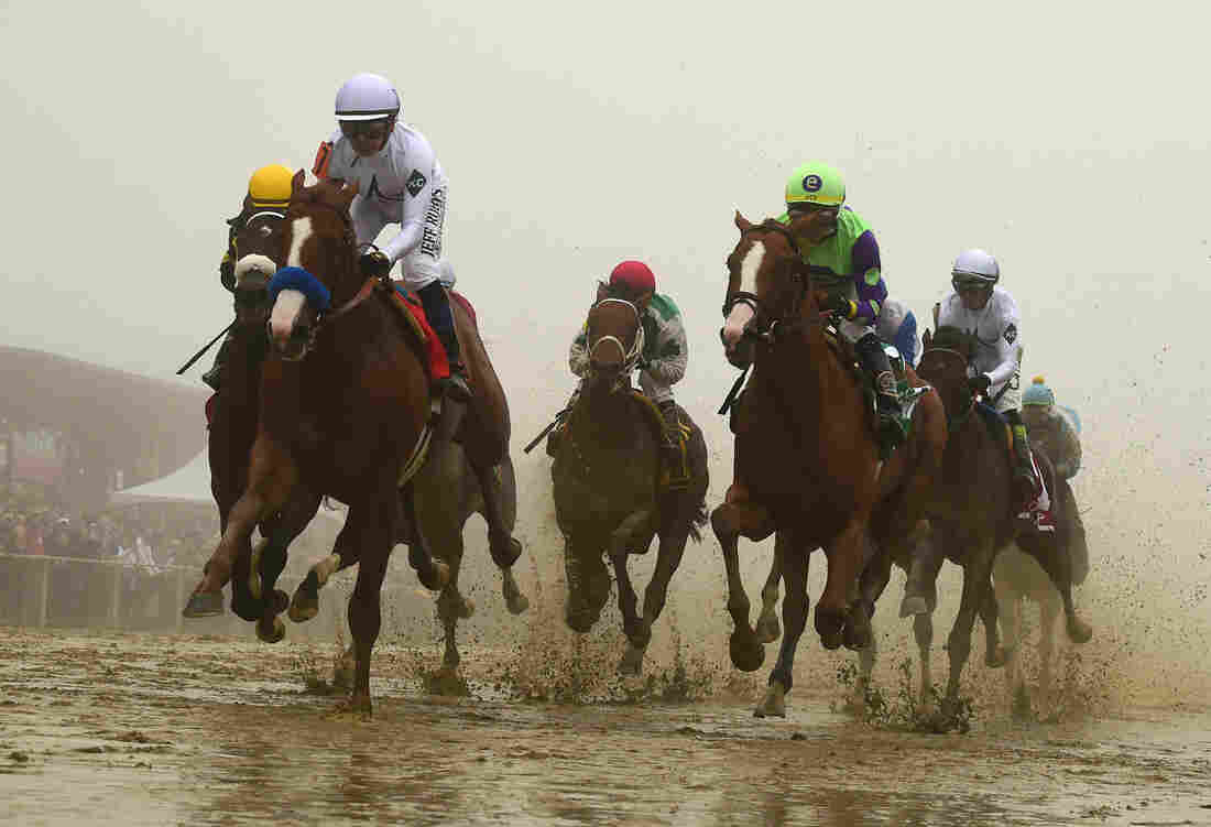 Preakness 2018: Justify wins, will shoot for Triple Crown at Belmont
