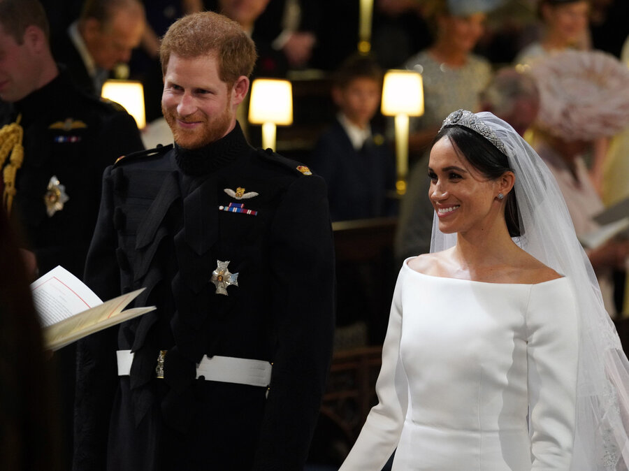 On The Royal Wedding And Longing For Tradition