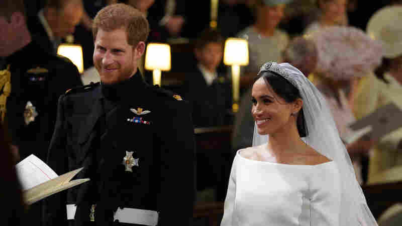 WATCH: The Royal Wedding Of Prince Harry And Meghan Markle