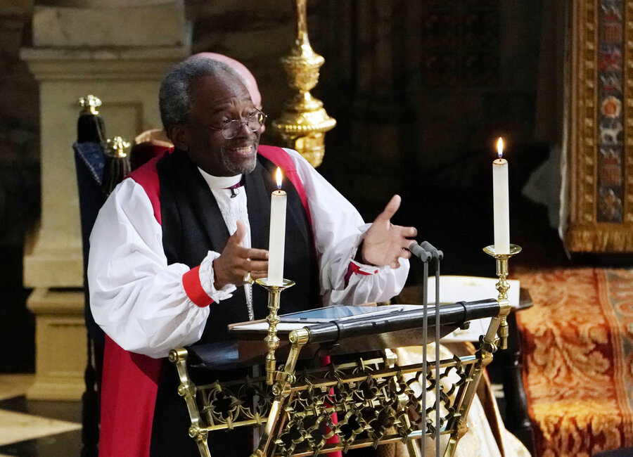 Royal Wedding Was Filled With Symbolism Of African American History