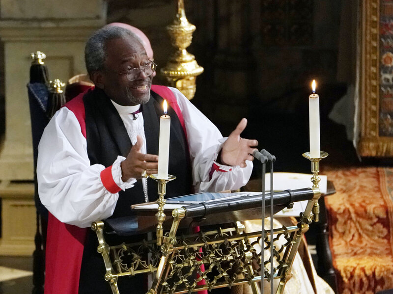 Bishop Michael Curry's Royal Wedding Sermon: Full Text Of