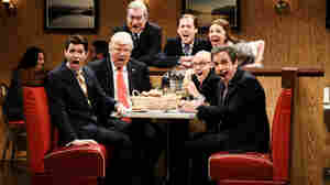 Tina Fey Hosts Star-Studded 'SNL' Season 43 Finale