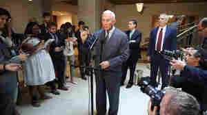 With Prosecutors Zeroing In, Trump Ally Roger Stone Rails Against Mueller Probe