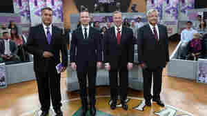 Mexican Presidential Hopefuls Debate Relations With Trump And U.S.