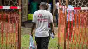 Experimental Ebola Vaccinations, Considered 'Paradigm Shift,' Begin In Congo