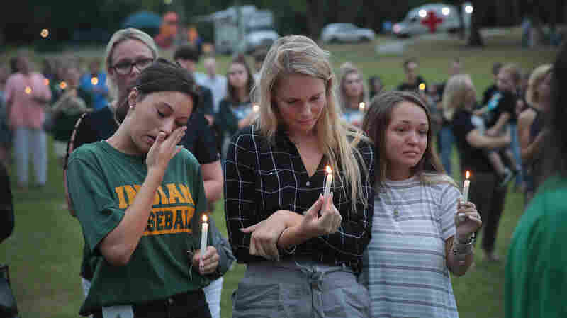 A Texas Town Mourns, And A Nation Struggles To Find New Ground In Gun Debate