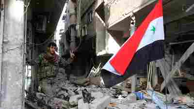 Syrian Military Retakes Full Control Of Damascus