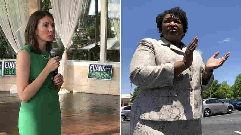 Stacey Vs. Stacey: The Democratic Fight For Governor In Georgia
