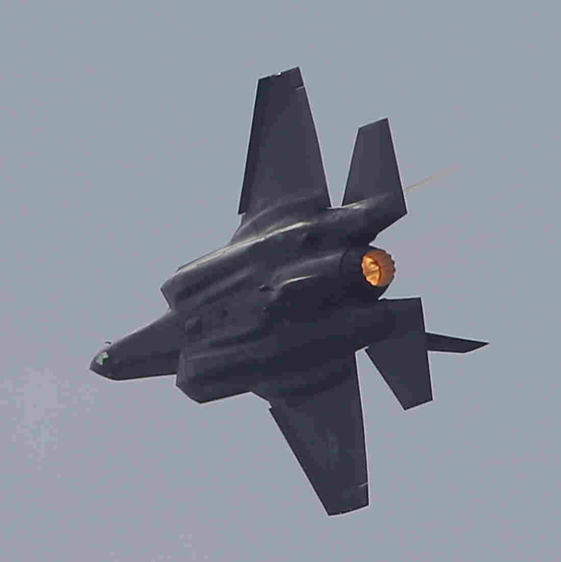 Israel uses new F-35 stealth fighters in combat