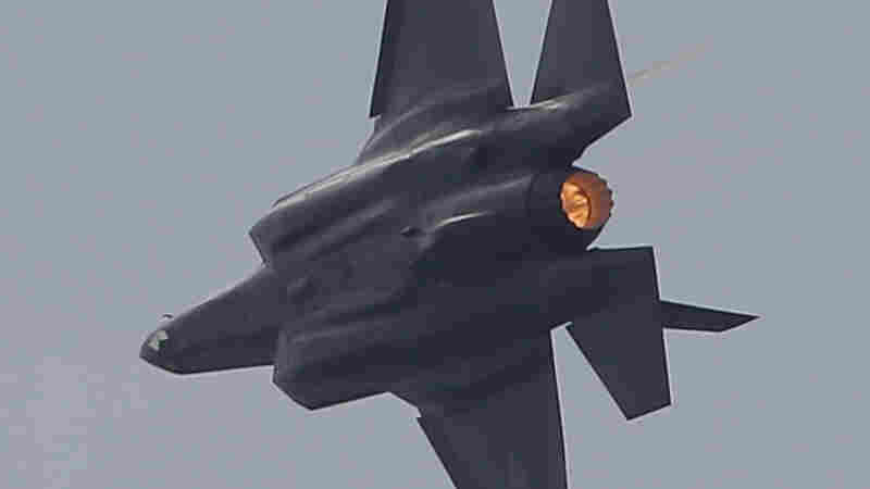 Israel Says F-35s See First-Ever Combat With IDF Over Syria