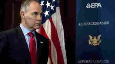 Nothing Certain In Search For 'Regulatory Certainty' At EPA
