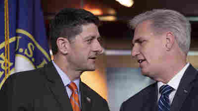 To Quell Growing Rebellion, House GOP Leaders Promise Action On Immigration In June