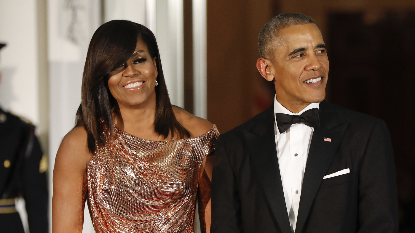 Obamas Sign Content Deal With Netlfix, Form 'Higher Ground Productions'