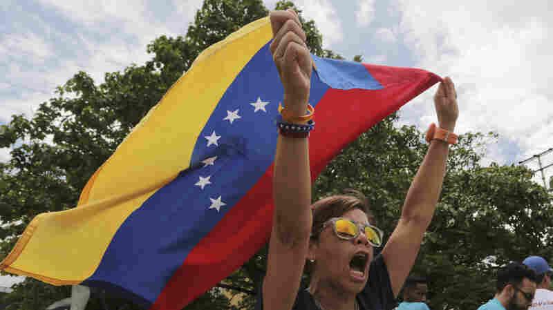 President Trump Approves New Sanctions On Venezuela