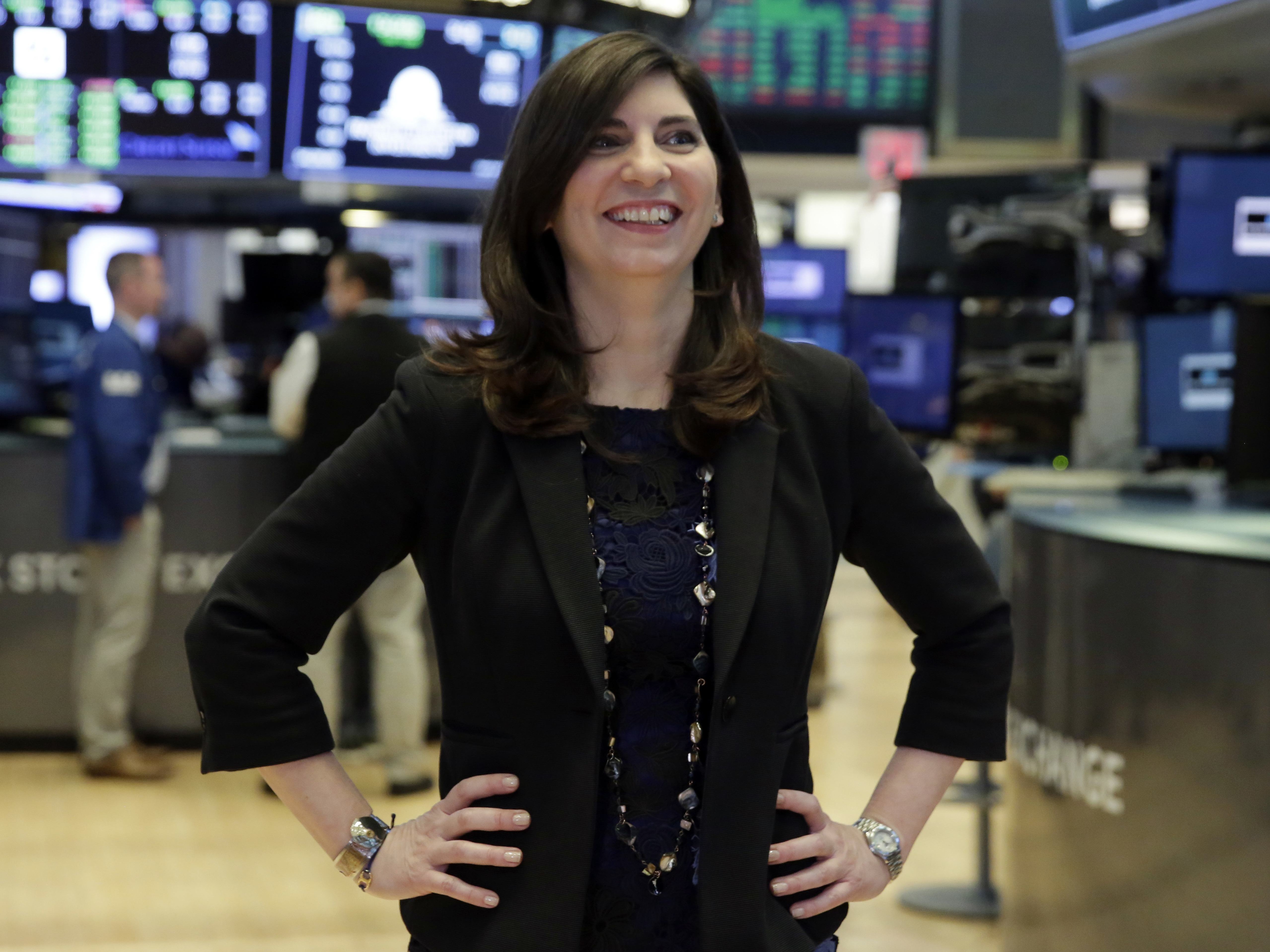 A Woman Has Been Named As NYSE President. It Only Took 226 Years