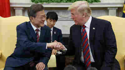 Trump Warns Summit With North Korea May Not Happen On Schedule