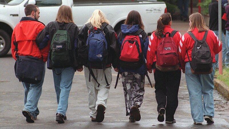 20 Years Ago Oregon School Shooting Ended A Bloody Season Npr Kip kinkel has been sentenced to nearly 112. 20 years ago oregon school shooting ended a bloody season npr