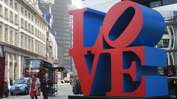 Artist Robert Indiana Dies At 89: The Story Behind 'LOVE'