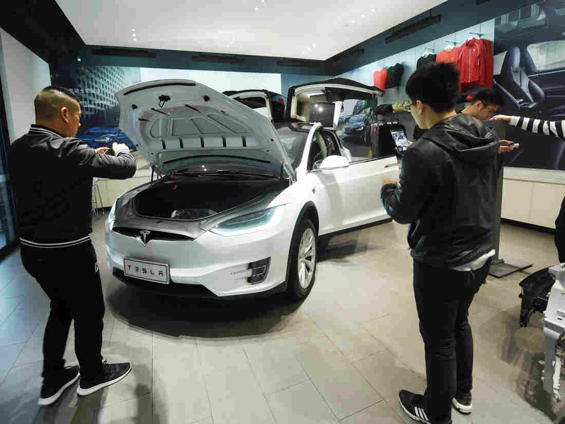 Tesla cuts prices in China thanks to lower tariffs
