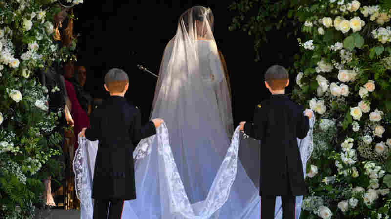 Not Everybody Was A Fan Of Meghan Markle's Wedding Veil