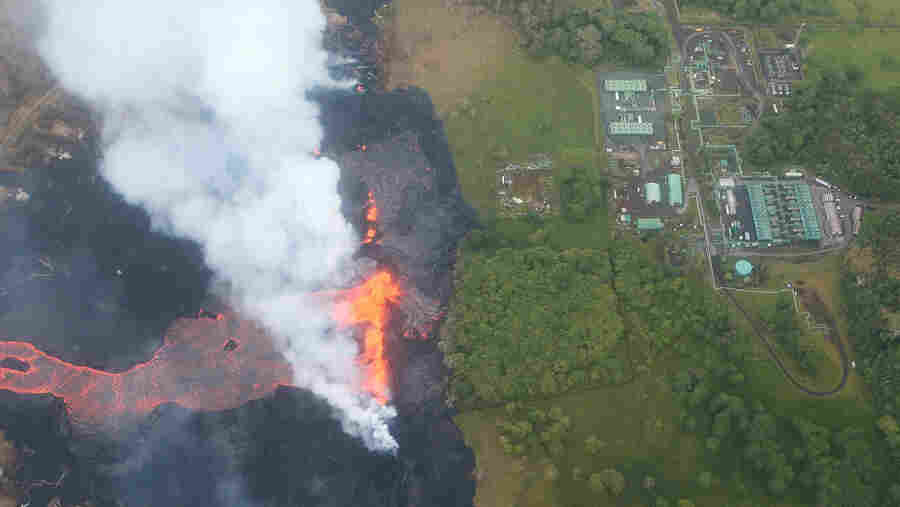 Kilauea's Wrath Threatens Power Plant — And Hawaii's Most Powerful Industry