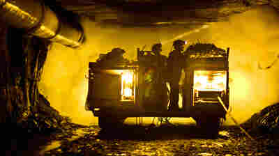 New Studies Confirm A Surge In Coal Miners' Disease