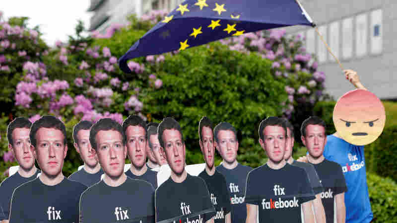 'I'm sorry', Facebook boss Mark Zuckerberg tells European lawmakers