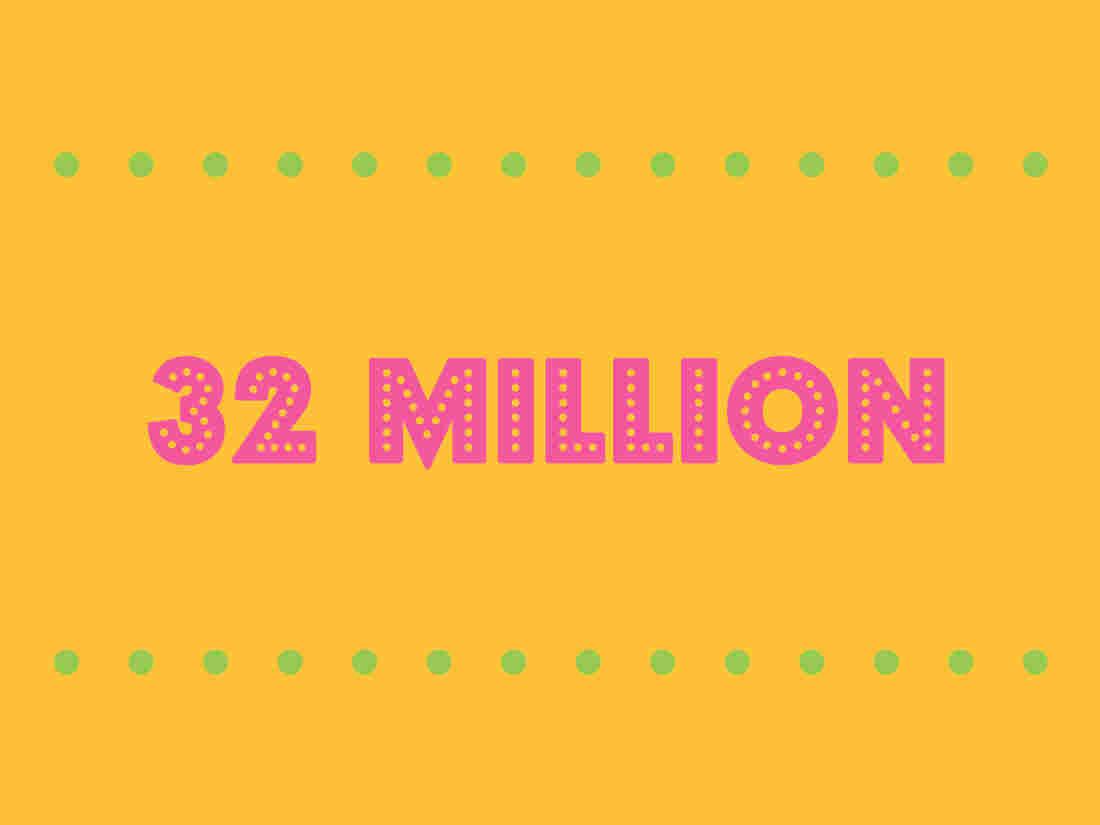 32 Million