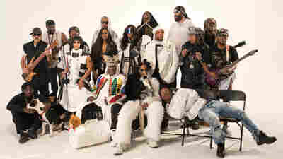 George Clinton, Doctor Of The Mothership, Prescribes Funk In 'Medicaid Fraud Dogg'