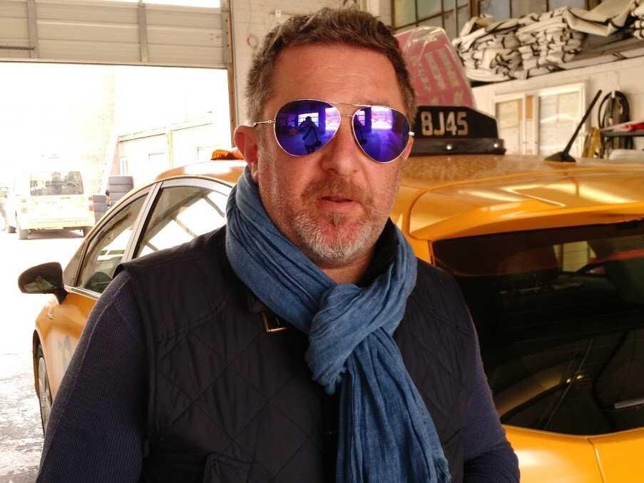 Gene Freidman, taxi fleet owner