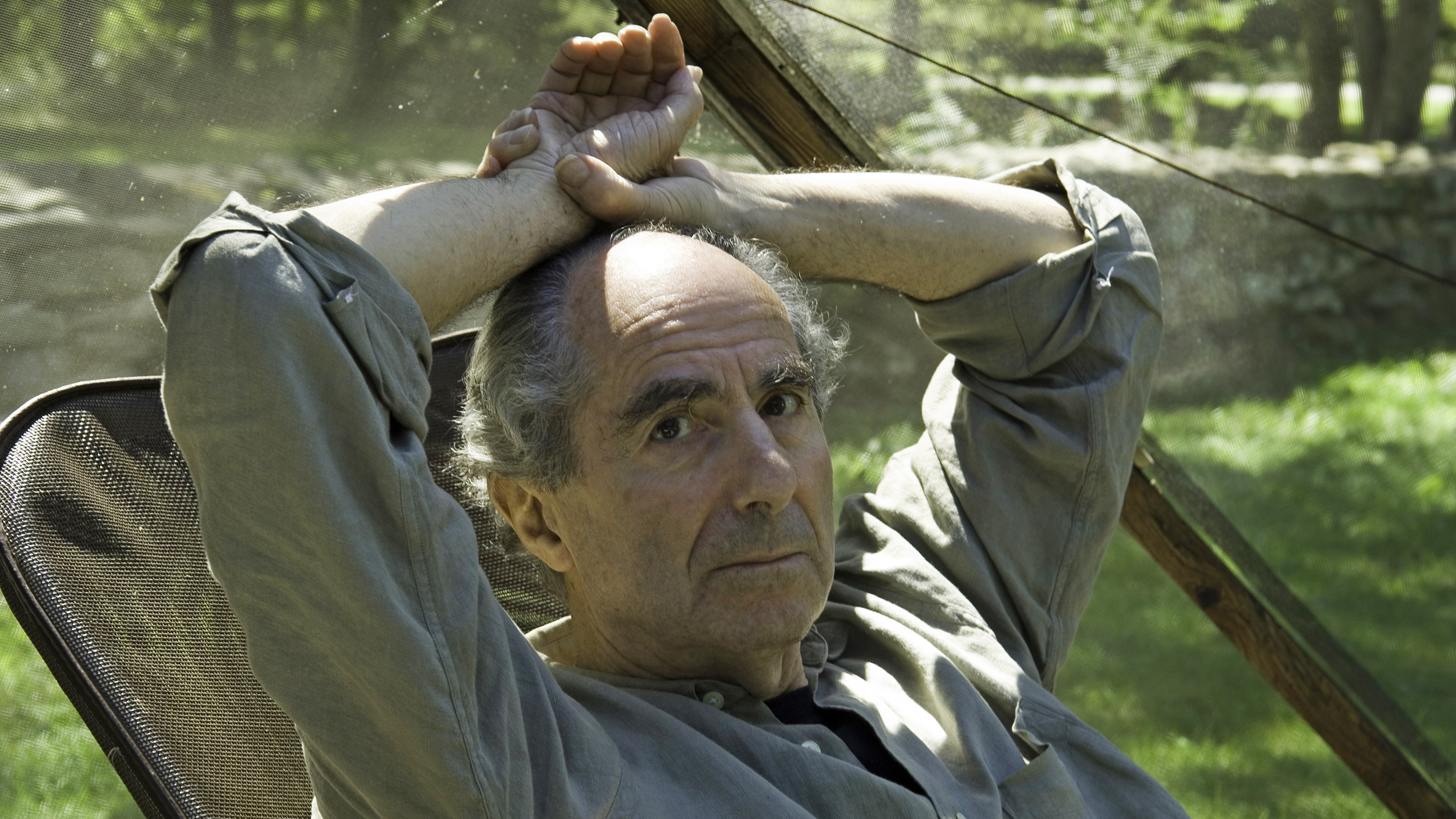 Novelist Philip Roth dies at 85
