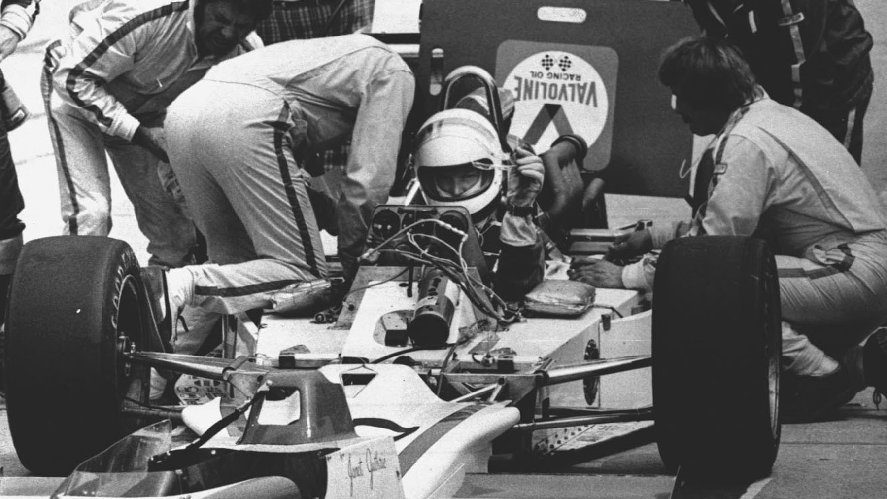 Janet Guthrie 11th at Indianapolis 500