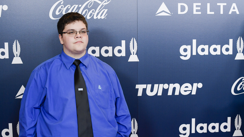Gay-rights advocate Gavin Grimm attends the GLAAD Rising Stars Luncheon on May 5, 2017, in New York City. A federal judge has now ruled in favor of Grimm in his years-long legal battle with a Virginia school board for denying him access to the boys' bathroom. It's not clear whether the board will appeal. (Ben Gabbe/Getty Images for GLAAD)