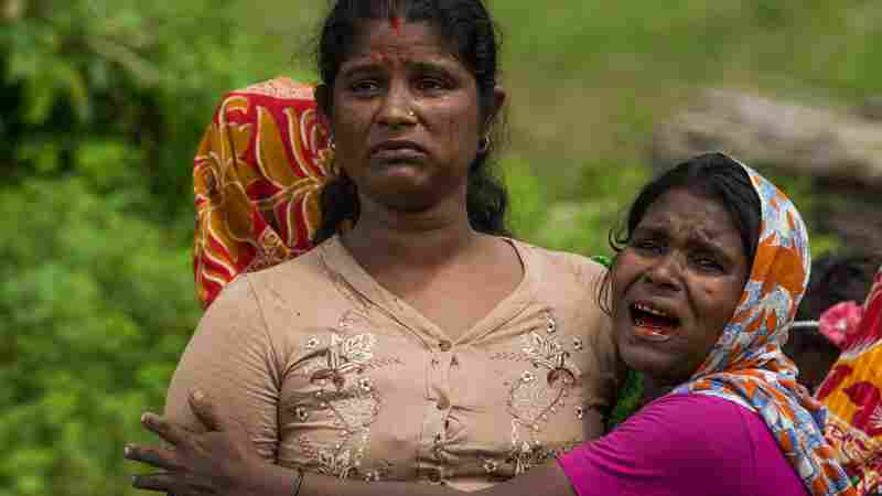 'They Were All Slaughtered': Amnesty Says Rohingya Militants Massacred Hindus