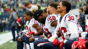 All NFL Players 'Shall Stand And Show Respect' For Flag And Anthem, League Says