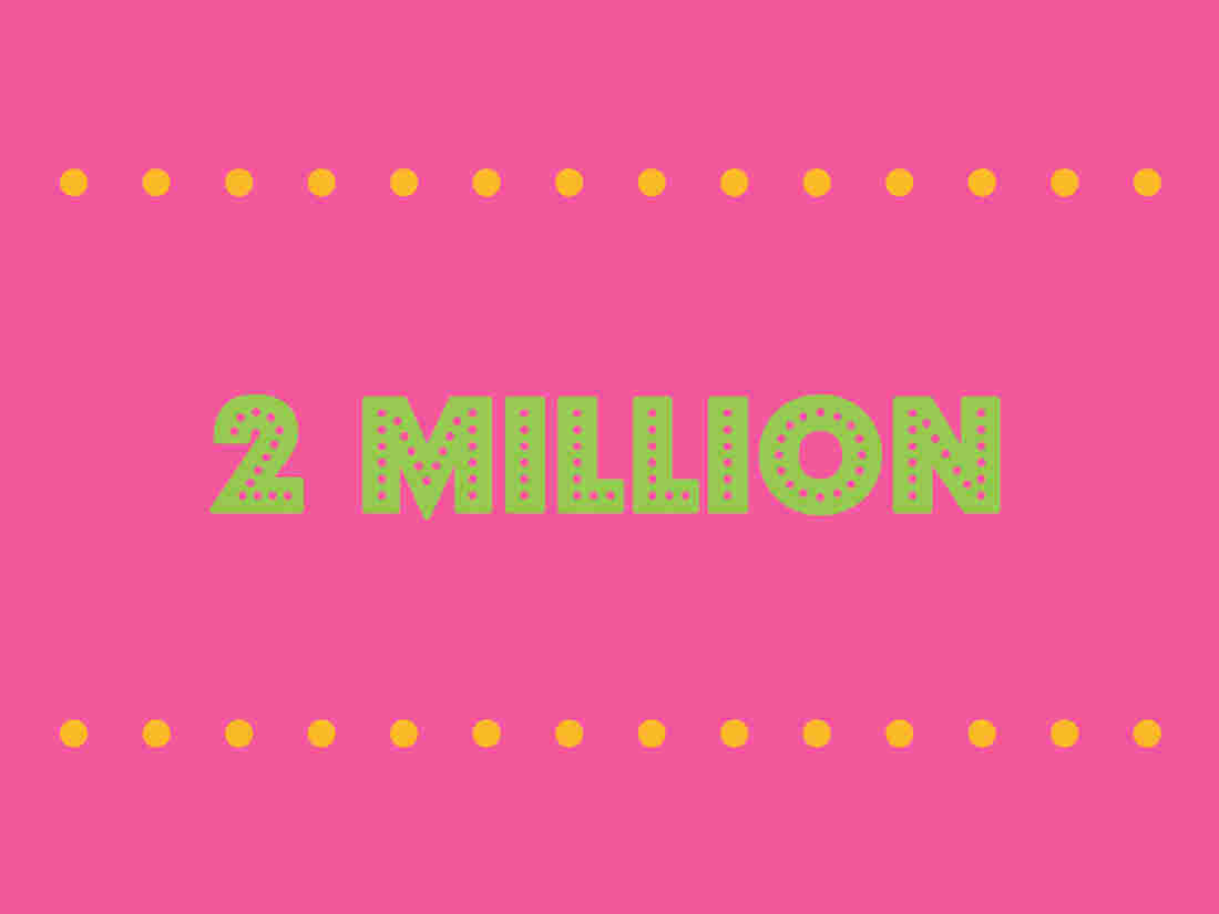 2 Milion