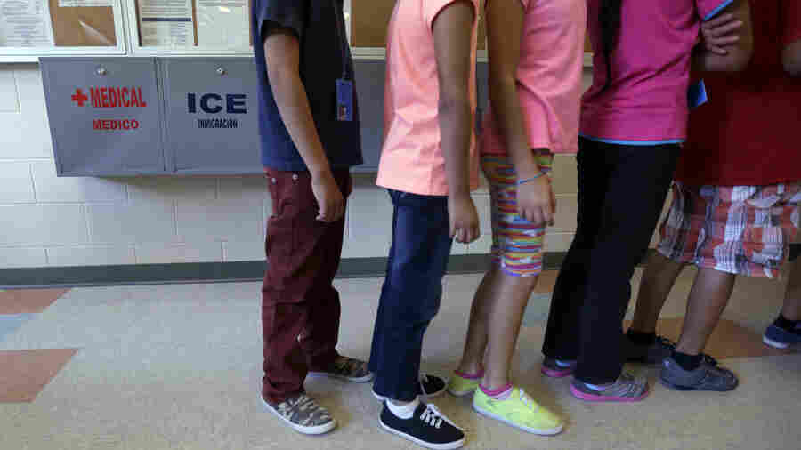 ACLU Report: Detained Immigrant Children Subjected To Widespread Abuse By Officials